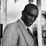 On top - Akon and Liliana