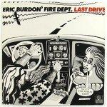 The Rubbing Out Of Long Hair - Eric Burdon's Fire Dept.