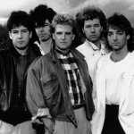 Thin Red Line - Glass Tiger