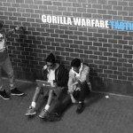 Temptations - Gorilla Warfare Tactics