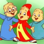 Real Wild Child (feat. Nomadik) - The Chipmunks & The Chipettes
