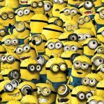 Banana Potato song remix - The Minions
